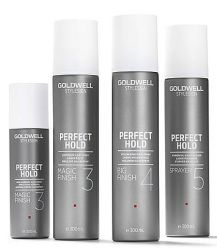 Goldwell stylesign - Стайлинг, укладка - Goldwell Perfect Hold - Надежная фиксация
