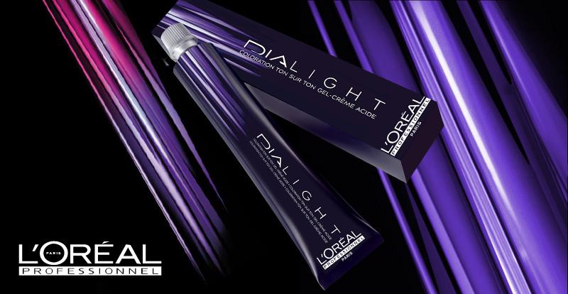 Loreal Dialight, купить краску для волос лореаль диалайт