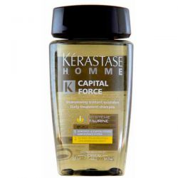 Kerastase Homme Capital Force Shampoo Vita-Energising Effect - Энергетический шампунь 250мл