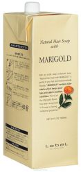 Lebel Natural Hair Soap Treatment Marigold - Шампунь с календулой 1600мл