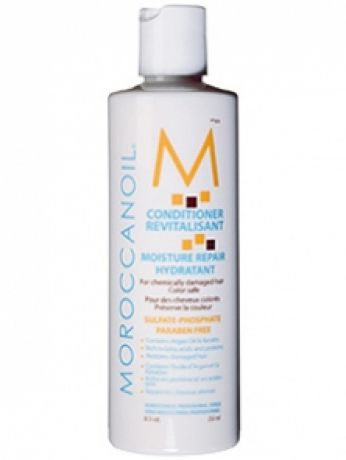 Moroccanoil Moisture Repair Conditioner Восстанавливающий кондиционер (не содержит сульфатов, фосфатов и парабенов) 250мл