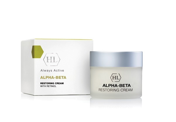 Holy Land (Холи Ленд) ALPHA-BETA Restoring Cream - Восстанавливающий крем 50мл