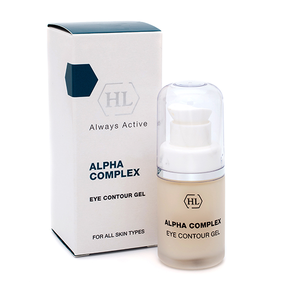 Holy Land (Холи Ленд) ALPHA COMPLEX Eye Contour Gel - Гель для век  15мл