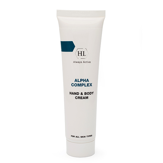 Holy Land (Холи Ленд) ALPHA COMPLEX Hand & Body Cream - Крем для рук и тела 100мл
