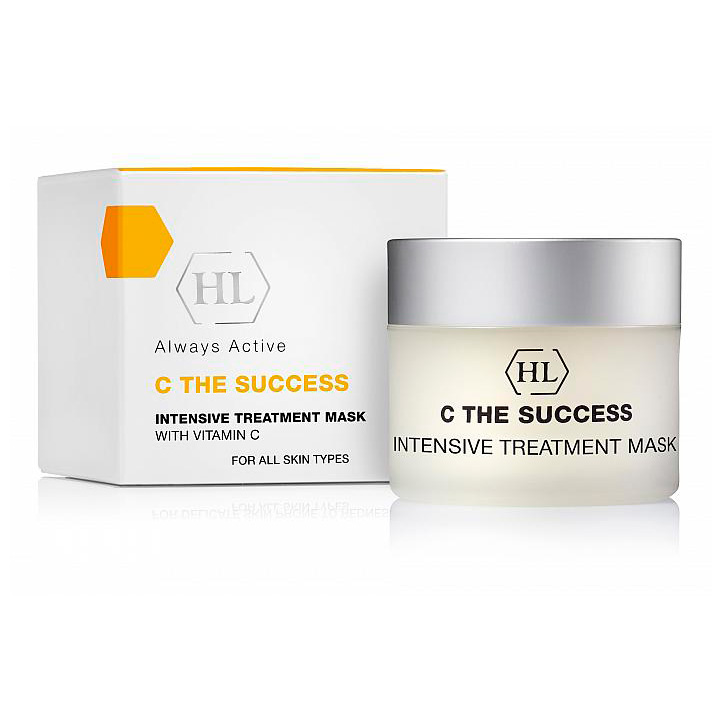 Holy Land (Холи Ленд) C The Success Intensive Treatment Mask With Vitamin C - Освежающая подтягивающая маска 50 мл