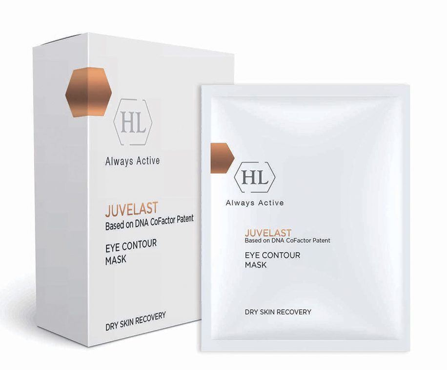 Holy Land (Холи Ленд) Juvelast Eye Contour Mask - Маска для век 5х15 мл