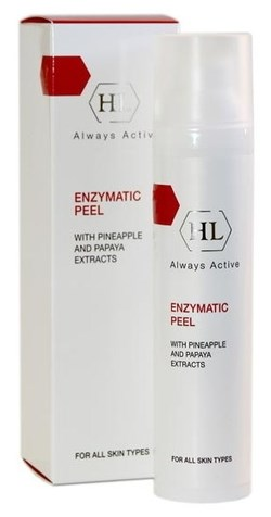 Holy Land (Холи Ленд) ENZYMATIC PEEL WITH PINAPPLE AND PAPAYA - Ферментативный пилинг 100 мл