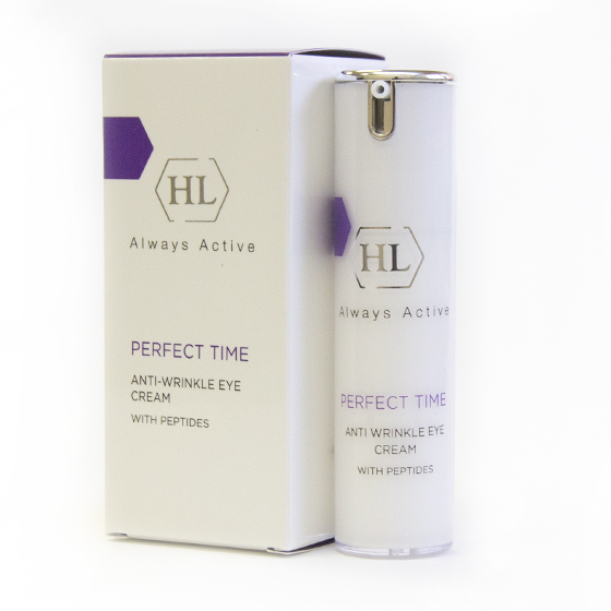 Holy Land (Холи Ленд) Perfect Time Anti Wrinkle Eye Cream - Крем для век 15 мл