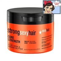 Sexy Hair Core Strength Nourishing Anti-Breakage Masque - Маска восстанавливающая для прочности волос 200 мл