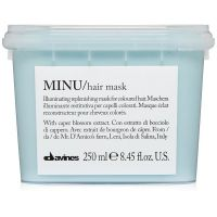 Davines Minu Hair Mask - Восстанавливающая маска для окрашенных волос 250 мл