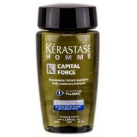 Kerastase Homme Capital Force Shampooing Anti-dandruff effect - Шампунь от перхоти 250мл